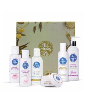 NATURAL MOM AND BABY STARTER KIT