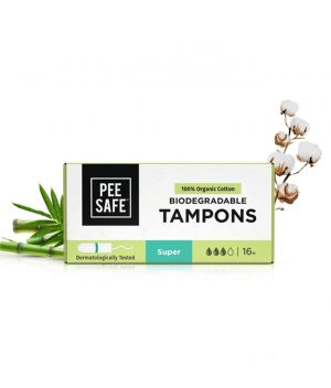 BIODEGRADABLE-TAMPONS---SUPER-(PACK-OF-16)