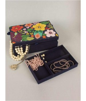 Floral Melody Jewellery Box
