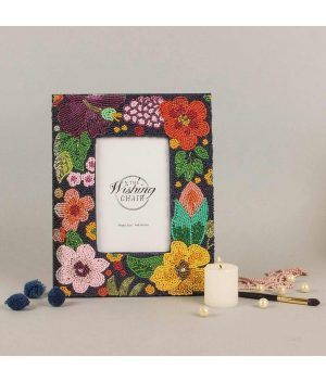 Floral Melody Photoframe