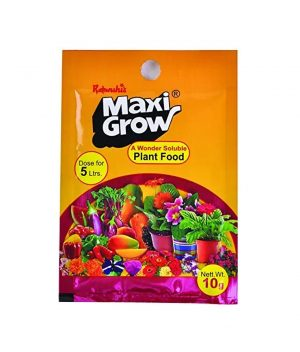 Maxigrow 10gm (Pack of 5)
