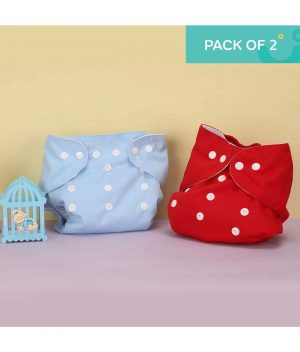 Mylo - Reusable-Cloth-Diapers With Insert Pads