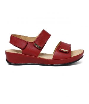 SCHOLL-Red-Sandals-For-Women