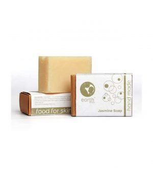 Handmade Jasmine Soap, for kids 1 year and above, 100g