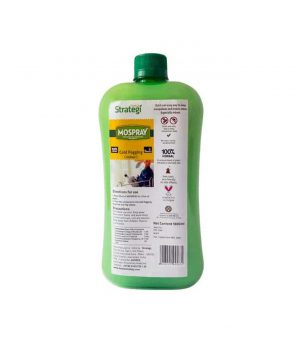 Herbal Indoor Cold Fogging Solution Mosquito
