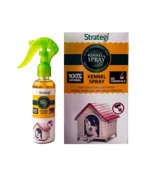 Herbal Kennel Spray for Ticks, Fleas, Lice and Mites