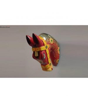 Multicolour-Wooden-Animal-Large-Wall-Decor