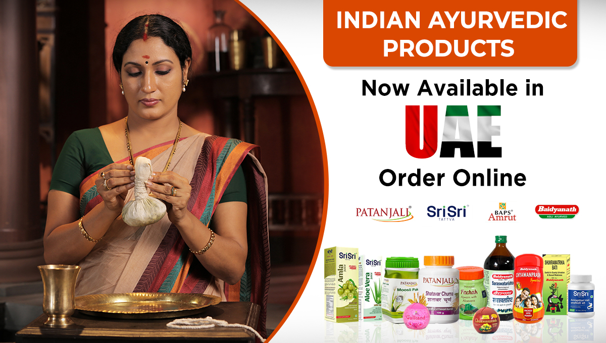 Ayurvedic Products in UAE