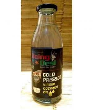 Being-Desi---Oil-Virgin-Coconut-(Organic-&-Cold-Pressed)